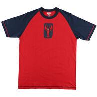Lazy One Men's Lobster Short-Sleeve Sleep T-Shirt