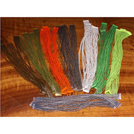 Hareline Grizzly Micro Legs Fly Tying Material