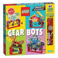 Klutz LEGO Gear Bots Kit by Klutz