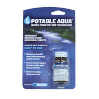 Potable Aqua Drinking Water Germicidal Tablets