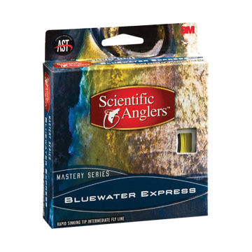 Scientific Anglers Mastery Series Bluewater WF Express Sinking Fly Line - Discontinued Model