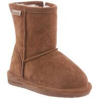 """Bearpaw Toddler Girls' Emma Zipper 5"""" Boot"""