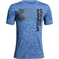 Under Armour Boys' Crossfade Short-Sleeve T-Shirt