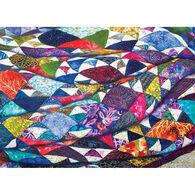 Outset Media Jigsaw Puzzle - Portrait of a Quilt