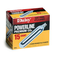 Daisy Powerline CO2 Cartridge - 5-15 Pk.