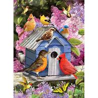 Outset Media Modular Jigsaw Puzzle - Spring Birdhouse