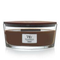 Yankee Candle WoodWick Ellipse Candle - Humidor