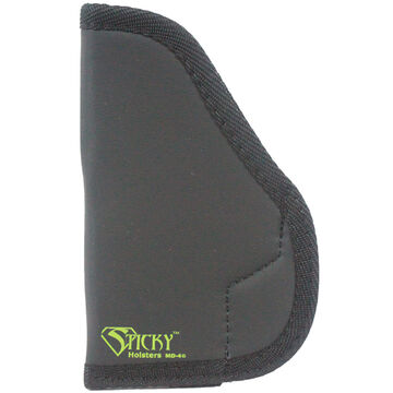 Sticky Holsters MD-4 Gen 1 Double Stack Sub-Compact Medium Auto 3.8  IWB / Pocket Holster