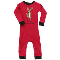 Lazy One Infant Girls' Trophy Baby Unionsuit