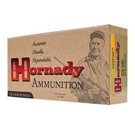Hornady Custom 204 Ruger 45 Grain SP Rifle Ammo (20)