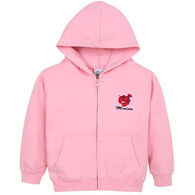 Esy Infant Maine Lobster Full-Zip Hooded Sweatshirt