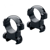 Leupold Cross-Slot Ringmount Set