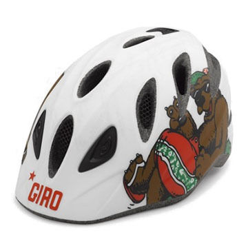 Giro Toddlers Rascal Bicycle Helmet - Discontinued Model