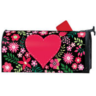 MailWraps Love Everywhere Magnetic Mailbox Cover