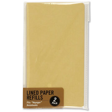 Voyager Notebook Lined Paper Refill by Peter Pauper Press