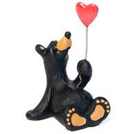 Big Sky Carvers Give Love Bear Bearfoots Mini Figurine