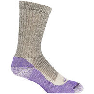 Farm to Feet Women's No Fly Zone Boulder Sock