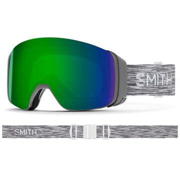 Smith 4D MAG Snow Goggle + Spare Lens - 19/20 Model