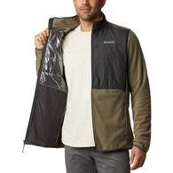 Columbia Men's Basic Butte Full-Zip Fleece Jacket