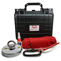 Brute Magnetics Brute Box 1200 Lb. Magnet Fishing Bundle