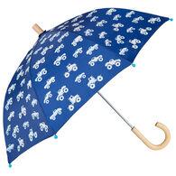 Hatley Boys' Colour Changing Monster Trucks Umbrella