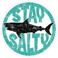 Sticker Cabana Stay Salty Sticker