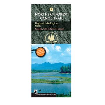 Northern Forest Canoe Trail #9 - Flagstaff Lake Region: Maine, Rangeley Lake to Spencer Stream