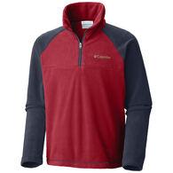Columbia Boys' Glacial Fleece Half Zip Pullover
