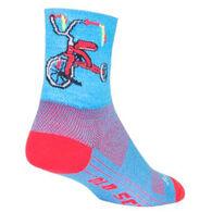 SockGuy Men's Trike Sock