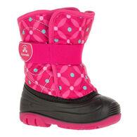 Kamik Infant/Toddler Girls' Snowbug 4 Winter Boot
