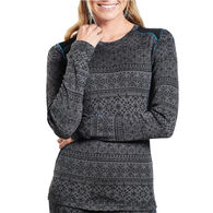 Kuhl Women's Kaskade Krew Baselayer Top