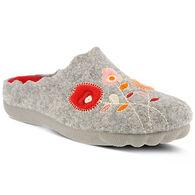 Spring Footwear Women's Wildflower Wool Slipper
