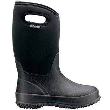Bogs Boys & Girls Waterproof Classic High Insulated Boot