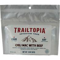 Trailtopia Chili Mac w/ Beef - 1 Serving