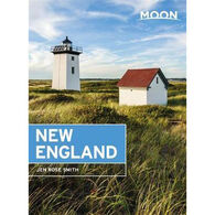 Moon: New England by Jen Rose Smith