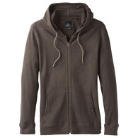 prAna Men's Smith Full Zip Hooded Sweatshirt
