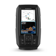 Garmin Striker Vivid 4cv w/ GT20-TM Transducer Fishfinder