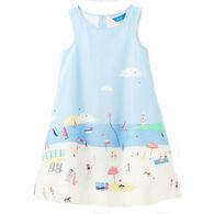 Joules Girl's Bunty Border Dress