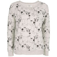 LA Soul Women's Cat Sweatshirt