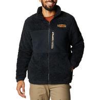 Columbia Men's PHG Roughtail Sherpa Full Zip Fleece Jacket