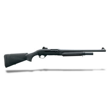 Benelli M2 Tactical Black Synthetic Ghost-Ring 12 ga 3 in. 18.5 in. 11053 Shotgun