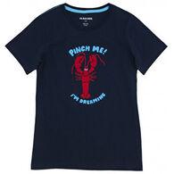 Hatley Women's Pinch Me Short-Sleeve Sleep T-Shirt