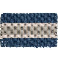 Custom Cordage Maine Rope Mat - 5 Stripes