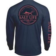Salt Life Men's Forecast Pocket Long-Sleeve T-Shirt