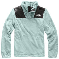 The North Face Girl's Oso Quarter Snap Pullover