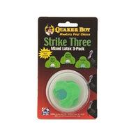 Quaker Boy Strike Three Diaphragm Call - 3 Pk.