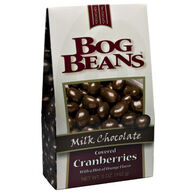 Cape Cod Specialty Foods Bog Beans Milk Chocolate Covered Cranberries, 5 oz.