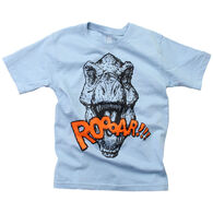 Wes And Willy Toddler Boy's Roooar Short-Sleeve T-Shirt