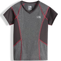 The North Face Girls' Reactor Short-Sleeve T-Shirt