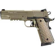 """SIG Sauer 1911 Nickel Rail 45 ACP 5"""" 8-Round Pistol"""